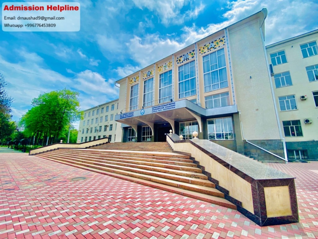 Kyrgyz State Medical Academy fee structure